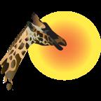 Giraffe Riders Logo